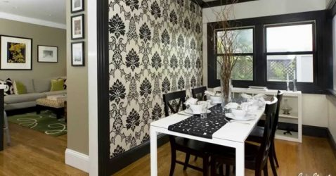 Modern Wallpapers Accent Wall
