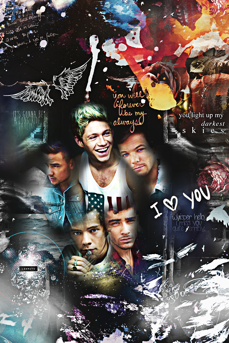 One Direction Wallpapers iPhone