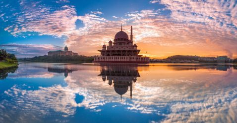 Putra Mosque Wallpapers