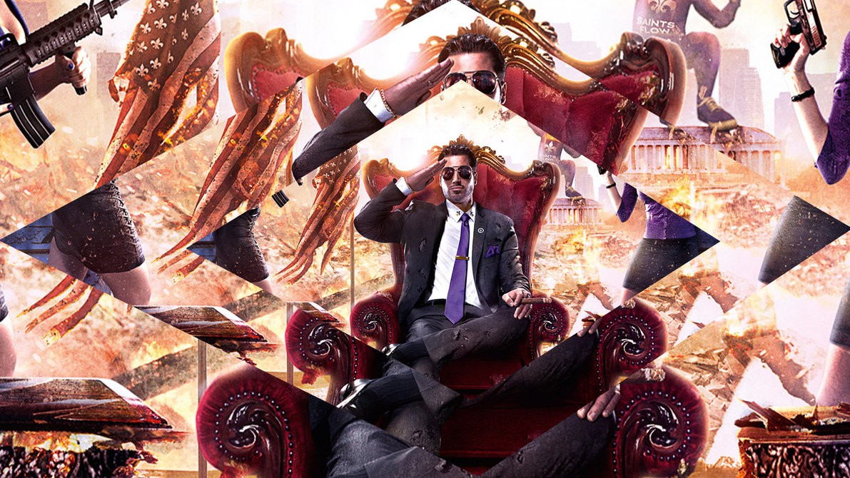 Saints Row IV Wallpapers