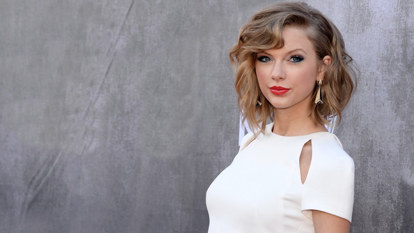 Taylor Swift 1366x768 Free Wallpapers