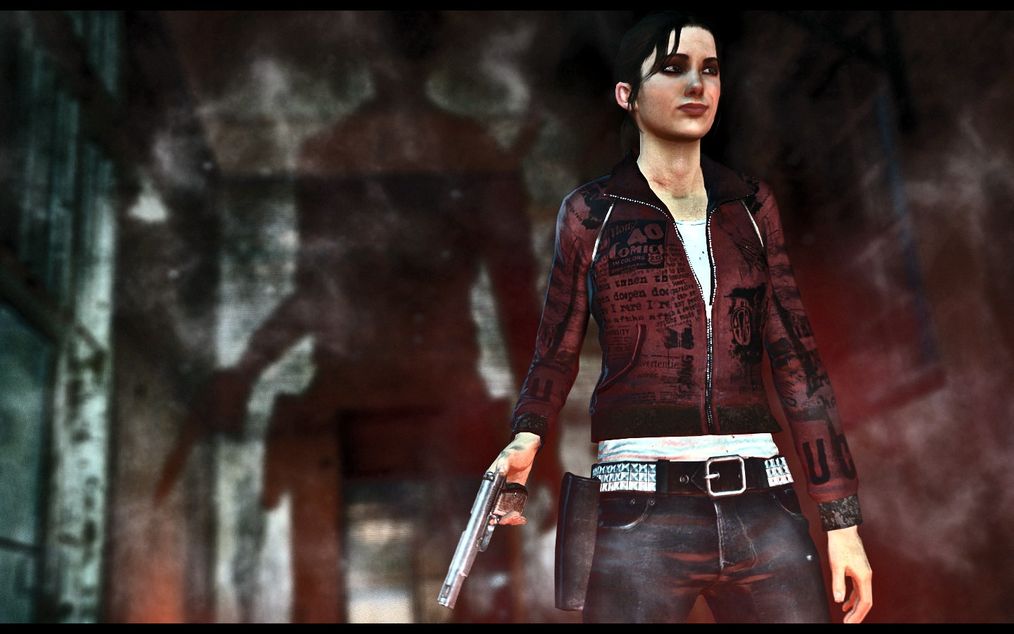 Zoey Left 4 Dead Wallpapers